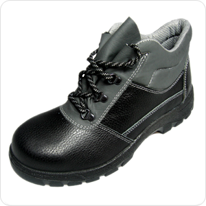 CHAUSSURES DE SECURITE/SEMELLE PU/PU MONO DENSITE